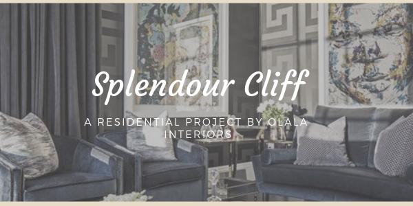 Olala Interiors The Clifton Splendour, a Residential Project by Olala Interiors Splendour Cliff