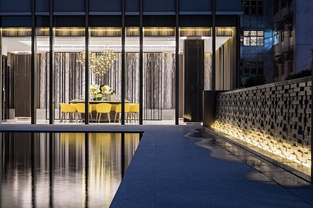 A Modern Contemporary Residential Project by Ptang Studio