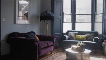 Emilie Fournet Interiors - Mid Century Glamour with a Modern Quirk