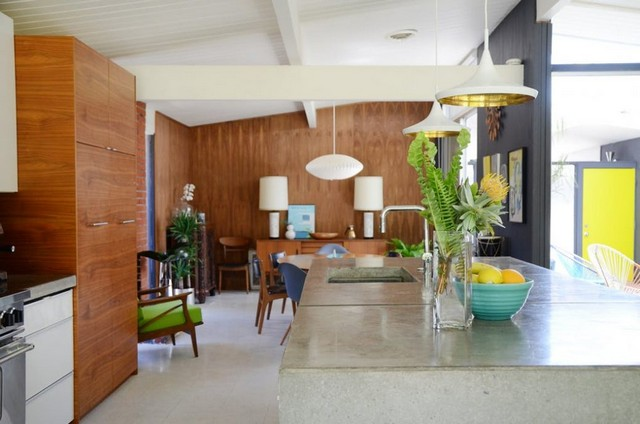 Interior Design Inspirations: A Mid-Century Modern House in California mid-century modern house Interior Design Inspirations: A Mid-Century Modern House in California Interior Design Inspirations A Mid Century Modern House in California 4