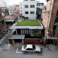 The First Ever Single Room Suit in Seoul by Alveolus Mangwon