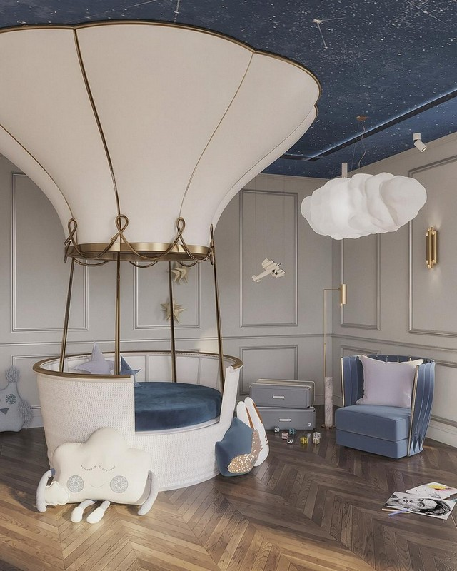 Kids Bedroom Ideas - A Luxury Boy's Bedroom in Moscow by A3Design  Kids Bedroom Ideas – A Luxury Boy's Bedroom in Moscow by A3Design Kids Bedroom Ideas A Luxury Boys Bedroom in Moscow by A3Design 2