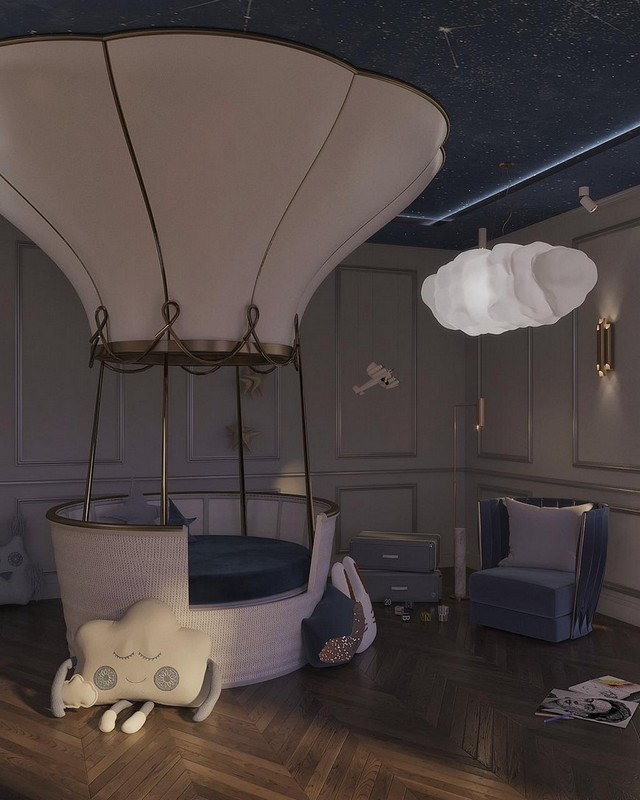 Kids Bedroom Ideas - A Luxury Boy's Bedroom in Moscow by A3Design  Kids Bedroom Ideas – A Luxury Boy's Bedroom in Moscow by A3Design Kids Bedroom Ideas A Luxury Boys Bedroom in Moscow by A3Design 3