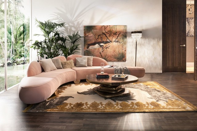 Interior Design Trends 2019 – The Living Room Decor You Need