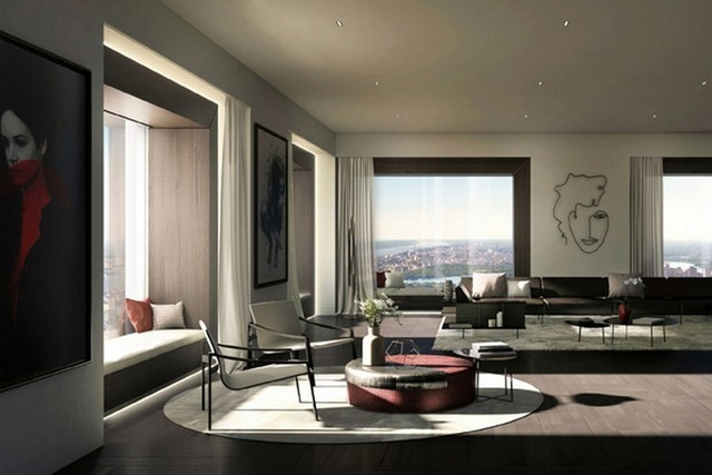 Take a Look at This Luxury Penthouse in New York by Matteo Nunziati luxury penthouse in new york Take a Look at This Luxury Penthouse in New York by Matteo Nunziati Take a Look at This Luxury Penthouse in New York by Matteo Nunziati 5