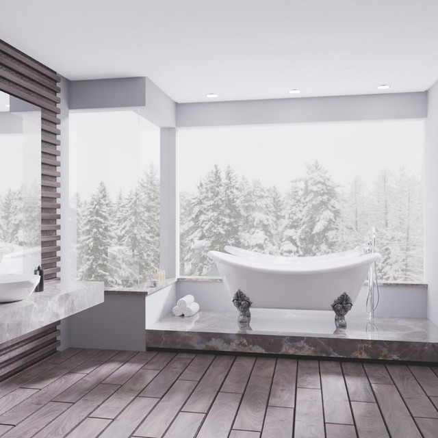 The 7 Best Bathrooms Designs from ISH 2019