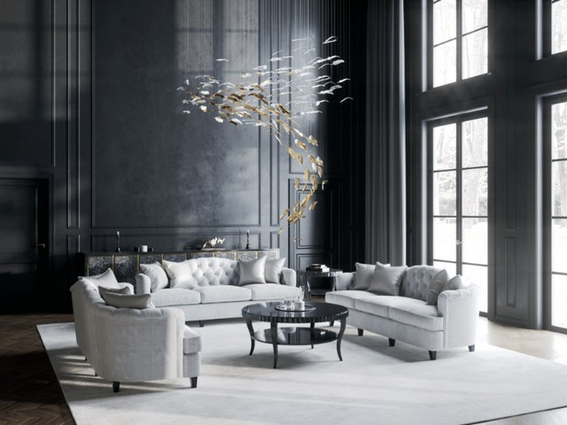 Euroluce 2019 - San Soucci's Amazing Dining Room Lighting  Euroluce 2019 – San Souci's Amazing Dining Room Lighting Euroluce 2019 San Souccis Amazing Dining Room Lighting 2