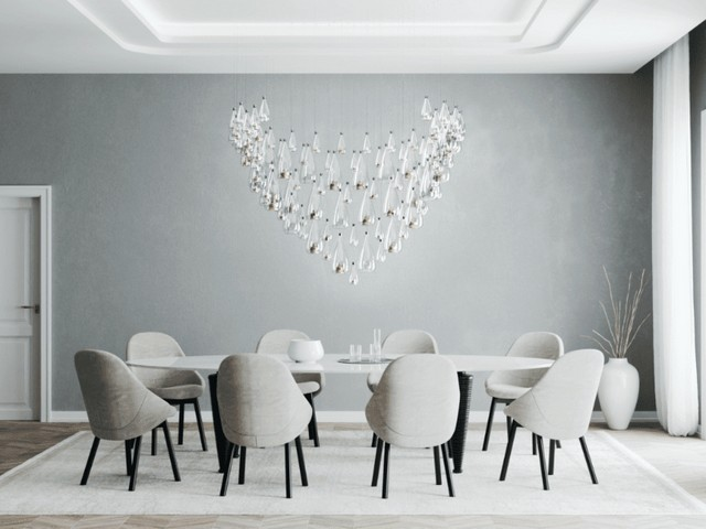 Euroluce 2019 – San Souci's Amazing Dining Room Lighting Euroluce 2019 San Souccis Amazing Dining Room Lighting 6