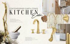 luxury kitchen Luxury Kitchen With Even More Luxurious Door Handles Luxury Kitchen With Even More Luxurious Door Handles 5 233x146