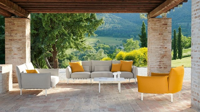 10 Awesome Luxury Outdoor Decor Brands to Follow  10 Awesome Luxury Outdoor Decor Brands to Follow Maden Group Designed an American School in Prishtina Kosovo 1