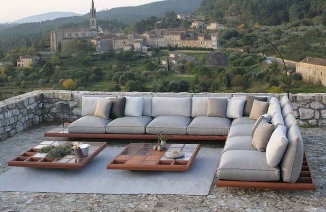 10 Awesome Luxury Outdoor Decor Brands to Follow  10 Awesome Luxury Outdoor Decor Brands to Follow Maden Group Designed an American School in Prishtina Kosovo 15