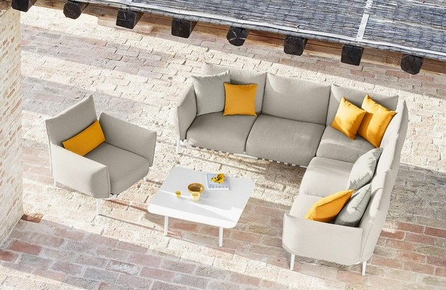 10 Awesome Luxury Outdoor Decor Brands to Follow  10 Awesome Luxury Outdoor Decor Brands to Follow Maden Group Designed an American School in Prishtina Kosovo 3