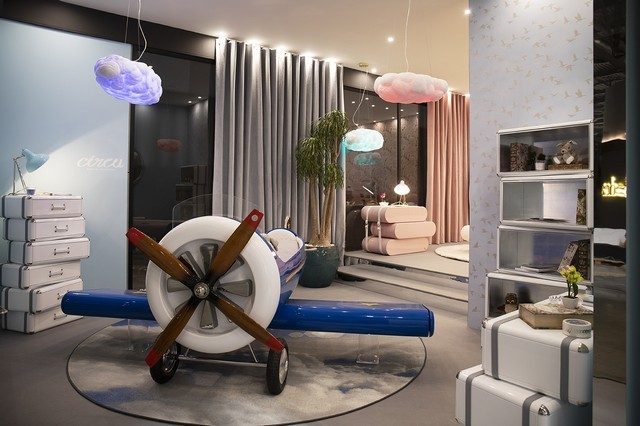 Step Inside Circu's Salone del Mobile 2019 Stand in a Virtual Tour