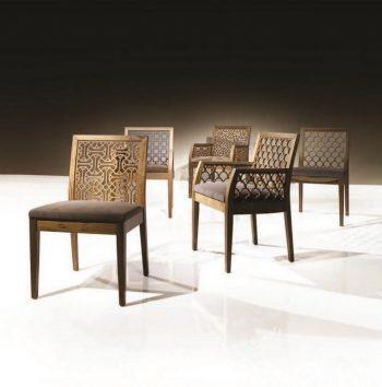 Al Mana Galleria Has the Best Dining Chair Designs Al Mana Galleria Has the Best Dining Chair Designs 4 350x354
