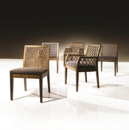 Al Mana Galleria Has the Best Dining Chair Designs Al Mana Galleria Has the Best Dining Chair Designs 4 444x450