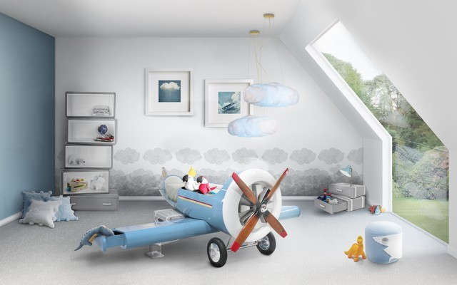 Kids Interior Design Trends 2019 – Dusk Blue is the Colour of the Month Kids Interior Design Trends 2019 Dusk Blue is the Colour of the Month 4