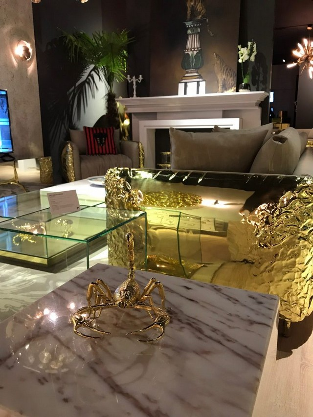 Luxury Contemporary Design in a Milan Showroom Luxury Contemporary Design in a Milan Showroom 2