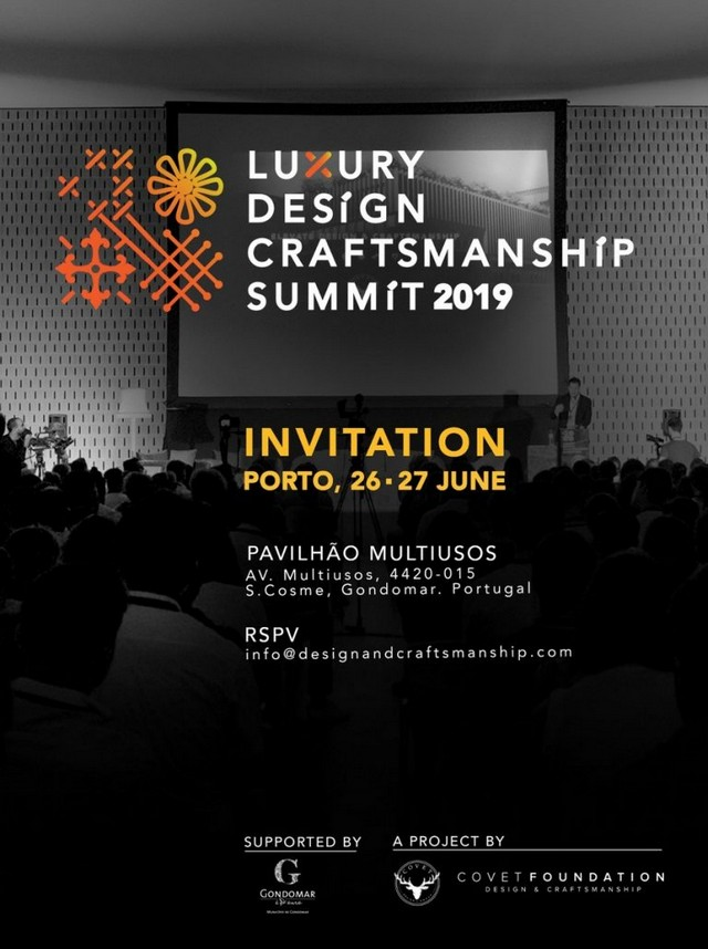 Luxury Design and Craftsmanship Summit 19 – What's New Luxury Design and Craftsmanship Summit 19 Whats New 3