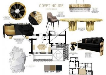 Covet House is All Over the 2019 Interior Design Trends Covet House is All Over the 2019 Interior Design Trends 3 350x248