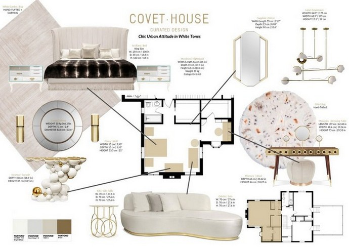 Covet House is All Over the 2019 Interior Design Trends Covet House is All Over the 2019 Interior Design Trends 7