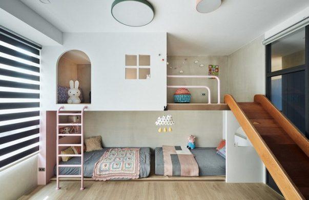 hao design HAO Design Specializes in Creating Awesome Kids Rooms HAO Design Specializes in Creating Awesome Kids Rooms 5 603x392