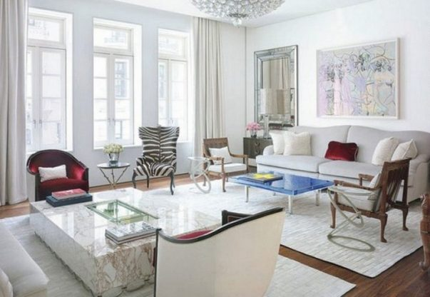 Interior Decor Ideas by the Best American Designers  Interior Decor Ideas by the Best American Designers Interior Decor Ideas by the Best American Designers 3 603x416