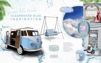 Interior Design Trends 2019 - Clearwater Blue for Kids  Interior Design Trends 2019 – Clearwater Blue for Kids Interior Design Trends 2019 Clearwater Blue for Kids 6 350x219