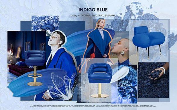 Interior Design Trends 2019 - Indigo Blue  Interior Design Trends 2019 – Indigo Blue Interior Design Trends 2019 Indigo Blue 5 603x377