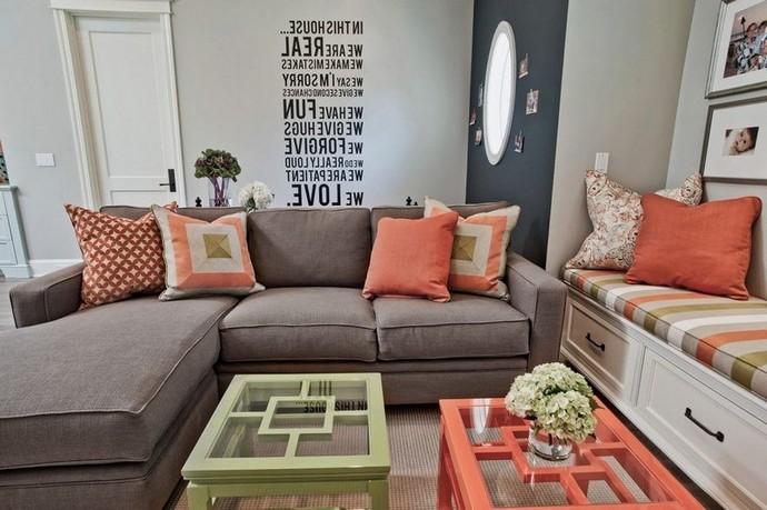 Living Room Decor Trends – How yo use Living Coral Living Room Decor Trends How yo use Living Coral 2