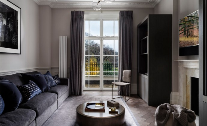 staffan tollgård Staffan Tollgård Designed this Incredible Townhouse in London Staffan Tollg  rd Designed this Incredible Townhouse in London 3