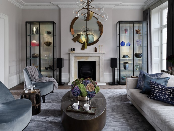 staffan tollgård Staffan Tollgård Designed this Incredible Townhouse in London Staffan Tollg  rd Designed this Incredible Townhouse in London 4