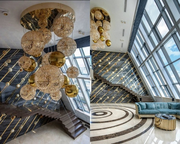 luxury penthouse Luxury Penthouse in Moscow that Will Blow Your Mind Luxury Penthouse in Moscow that Will Blow Your Mind 5