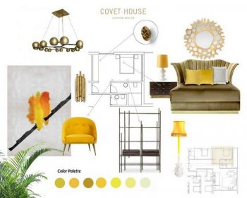 Interior Design Trends 2020 – Let Bright Yellow Shine Through your Home Interior Design Trends 2020 Let Bright Yellow Shine Through your Home 1 350x280